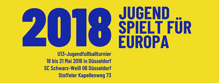 Jugend spielt für Europa – U13-Turnier