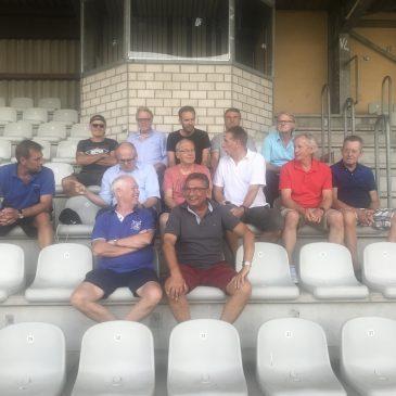 SW06 Edelfans beim Testspiel gegen VfL Benrath