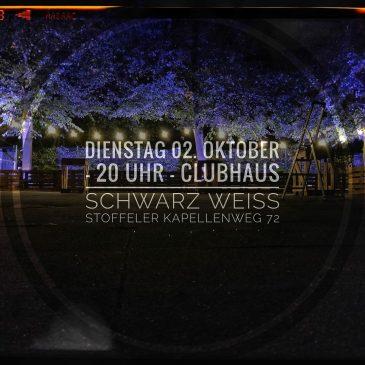Clubhaus feiert Einstand