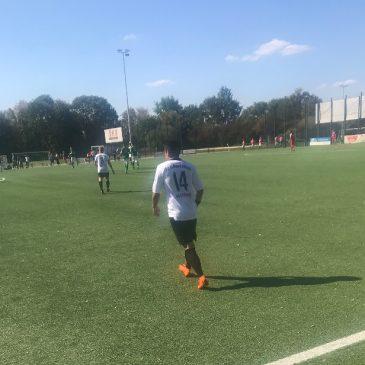 Souveräner Auswärtssieg beim SV Lohausen