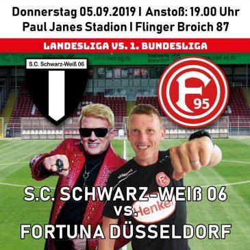 Benefizspiel SW06 – Fortuna Düsseldorf