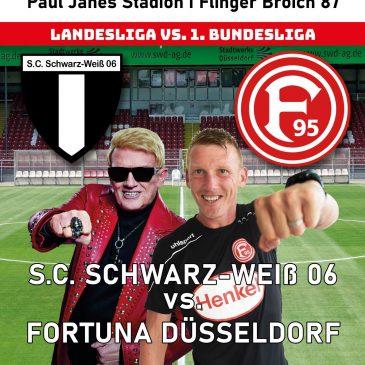 🚨 Informationen zum Ticketverkauf 🚨 SC Schwarz-Weiß 06 – Fortuna Düsseldorf