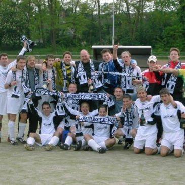 Aufstiegsmannschaft 2004
