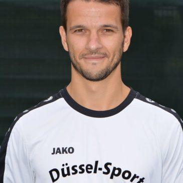 Yannick Meurer beendet aktive Fußballlaufbahn und verstärkt Trainerstab