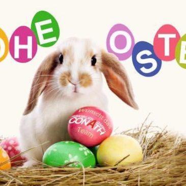 Der SC Schwarz-Weiß 06 wünscht frohe Ostern 🖤🤍