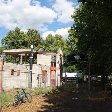 UPDATE: Wiederaufbau Vereinsheim